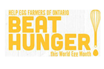 Egg Farmers Beat Hunger